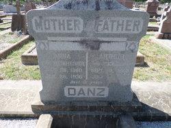 Anna <i>Weinheimer</i> Danz