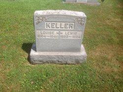 Louise <i>Meiser</i> Keller