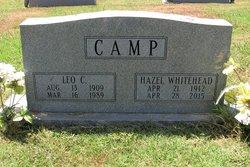 Hazel <i>Whitehead</i> Camp