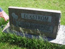 Ella F <i>Saur</i> Eckstrom
