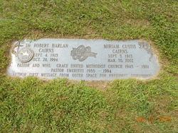 Miriam <i>Custis</i> Cairns