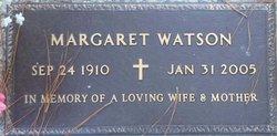 Margaret R Watson