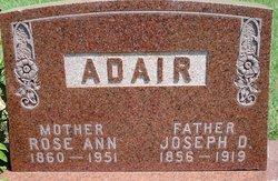 Joseph Duxon Adair