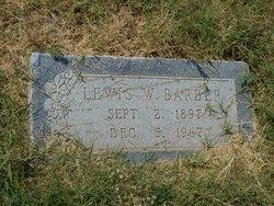 Lewis Washinton Barber