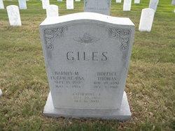 Hollyce Thomas Giles