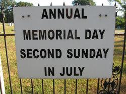Pickton Cemetery