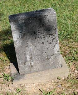 Jefferson Davis Chambers