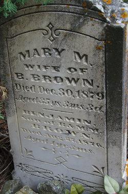 Benjamin Brown, Jr