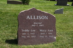 Teddy Lee Allison