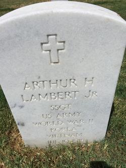 Arthur H Lambert, Jr