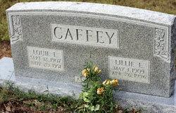 Louie Lee Caffey
