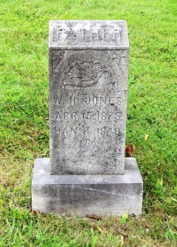 William Houston Jones
