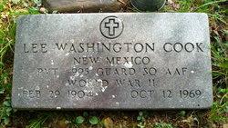 Lee Washington Cook