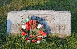 George Alfred Beaver