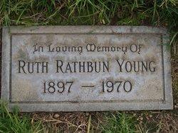 Ruth <i>Rathbun</i> Young