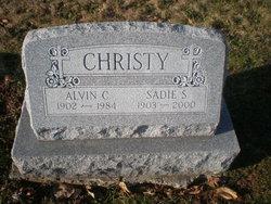 Sadie Agnes <i>Snyder</i> Christy
