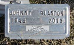 Johnny D. Blanton
