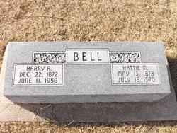 Harry A. Bud Bell