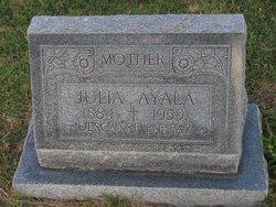 Julia Ayala