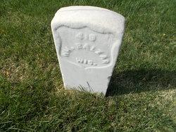 Pvt William Balzar