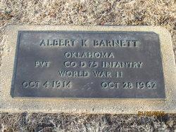 Albert K. Barnett