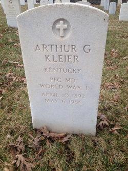 Arthur G. Kleier