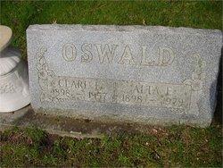 Alta E. <i>Mills</i> Shaver-Oswald