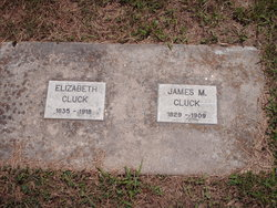 Elizabeth Jane Betsy <i>Huffstutler</i> Cluck