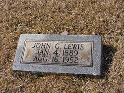John Griffith Lewis