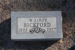 Warren Leroy Bickford