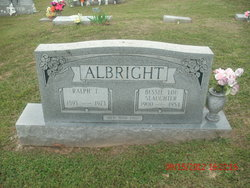Ralph L Albright