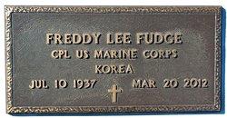 Freddy Lee Fudge