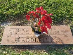 Cecil Adderley