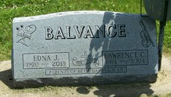 Lawrence Carl Balvance