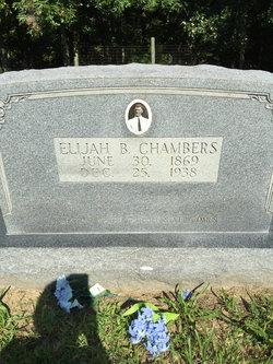 Elijah Boone Chambers