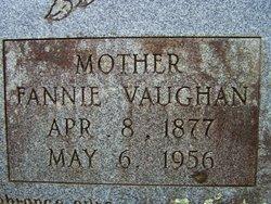 Frances Ellen Fannie <i>Vaughan</i> Grady
