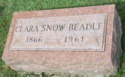 Clara Snow Beadle