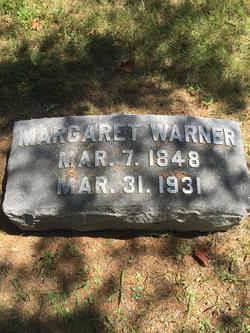 Margaret <i>Oller</i> Warner