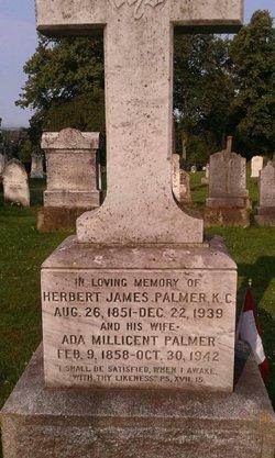 Herbert James Palmer