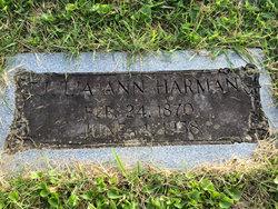 Julia Ann <i>Shrader</i> Harman