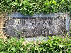 John Alexander Harman