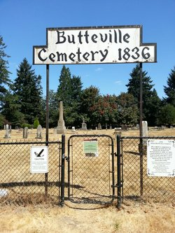 Butteville Cemetery