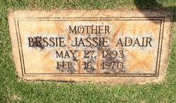 Bessie Jassie Adair