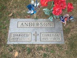 Harold W. Anderson