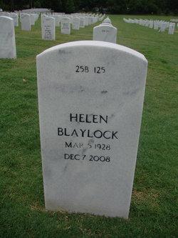 Helen <i>Harriman</i> Blaylock
