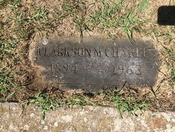 Clarkson Marion Charles