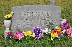 Blanche Esther <i>Fite</i> Applegate