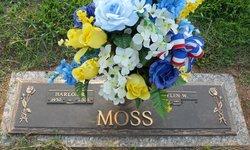 Harlon R Sonny Moss