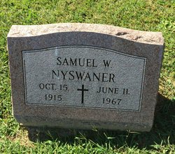 Samuel W Nyswaner