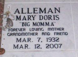 Mary Doris Big Mama Alleman